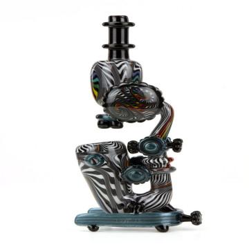 "Logi ""Microscope"" assis Piège à main Sherlock pour personne fumeur (ES-HP-022)"