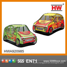 Hot Sale Cartoon Car Shape Design Kids Tent House