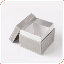 Custom Printing Square Perfume Bottles Packaging Coated Paper Box