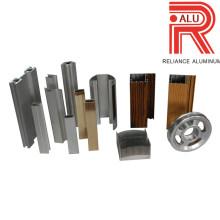 Perfiles de extrusión de aluminio y aluminio para materiales de construcción B & Q
