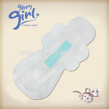 Best Price on Earth, Wholesale Brands Soft Natural Cotton Sanitary Napkin