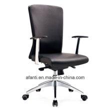 Modernes einfaches Metallleder Büroständer Konferenzstuhl (RFT-B880-2)