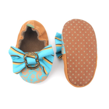 Mix Color Baby Cute Bow-knoop Infant Shoes