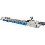 PE Wood Composite (WPC ) Profile Production Line