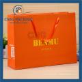 Sac d'emballage d'écharpe colorée avec l'impression de logo (CMG-MAY-046)