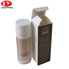 custom packaging box liquid foundation paper box