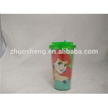 Los vasos más populares del vaso de plástico desechable