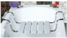ABS bath seat for disable people