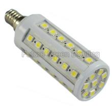 6.5W 5050 SMD LED-Mais-Birne E14 Unterseite