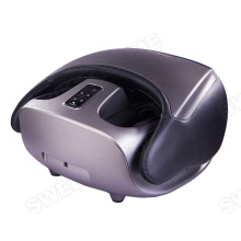 Space-saving Electric Air Compression Leg Beautician Foot Massager Shiatsu Kneading Rolling Vibration Foot Massage with Heat