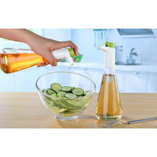 310ml Glass Bottle Measurement Oil & Vinegar Dispenser /Sprayer