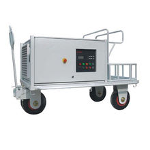 90kVA 400Hz 3-phase Power Supply, Trailer Mounted GSE, Ideal for Airplane or Aircraft Maintenance