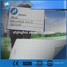 Рекламный баннер 3.2*50м Знамени гибкого трубопровода PVC клей для стен