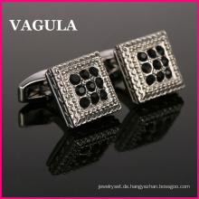 VAGULA Super Qualität Crystal Manschettenknöpfe (HL10198)