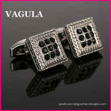VAGULA Super Quality Crystal Cuff Links (HL10198)