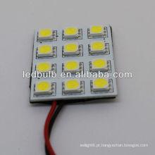 Tamanho 38,5 * 34mm painel da lâmpada com lâmpadas