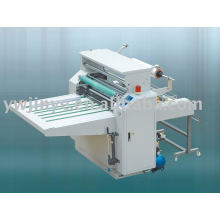 Máquina de laminación prelacado tipo seco