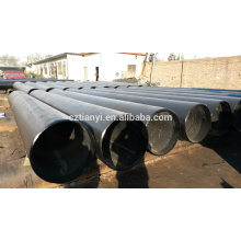 Hot Dipping ASTM A53 Big Diameter SMLS Steel Pipe