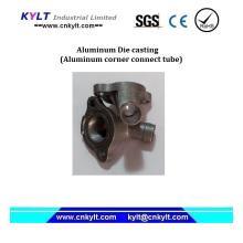 Die Casting Aluminum Metal Alloy Auto Corner Tube