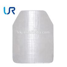 Military Polyethylene(UHMW-PE) Bulletproof Body Armor Plate for NIJ III /IV Ballistic Vest