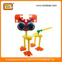 Brinquedo educativo plástico para crianças