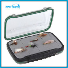 Прозрачная прозрачная коробка с двумя боковыми муфтами