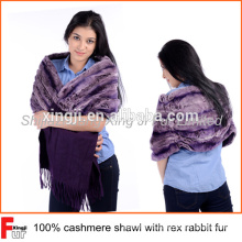 Nueva bufanda de la cachemira de la señora de la moda 2014