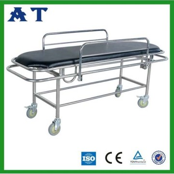 Stainless steel rescue Strecher trolley