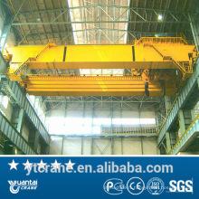 Vente chaude!!! Double poutre 20 tonne Overhead Crane avec palan électrique