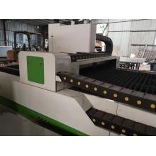 Máquina de corte por láser de placa de tipo abierto