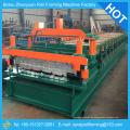Máquina de formação de rolos de telhas, telha telha laminadora