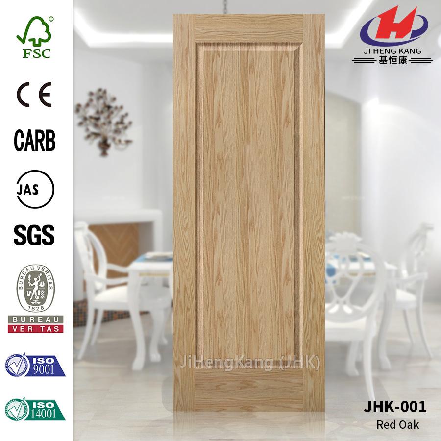 Oak HDF Rectangle Door Skin