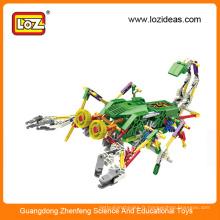 LOZ jouets en plastique pour le bâtiment, jouets pour enfants en gros