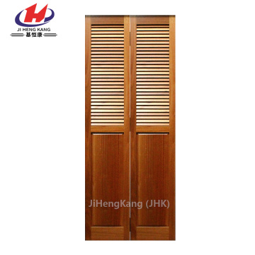 *JHK-ZD 008 Sliding Door Shutter Blinds Wood Louver Doors Interior Shutter Hinges