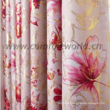 polyester curtain fabric