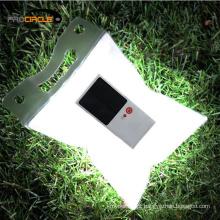Luz solar inflável de acampamento impermeável de venda quente do diodo emissor de luz