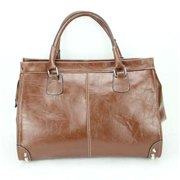 Venta al por mayor Lady Leather Tote Handbag for Women