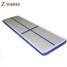 Plancher gonflable de voie d'air de gymnastique de gymnastique de 3m de corps