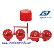 PVC Plastic Electrical Fitting Mould/Moulding