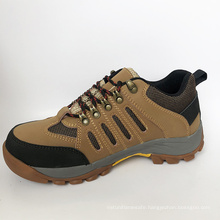 Wholesale Brand Cheap High Quality Light Weight Breathable Steel Toe Cap Anti Slip Sport Safety Shoes For Men