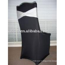 Couverture de chaise Lycra/Spandex, couverture de chaise de Banquet/hôtel