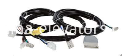 Preassembled Elevator Cabin Top Cables