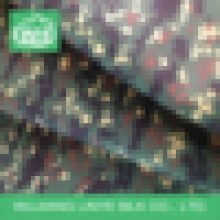 printed camouflage 1000D cordura PU coated oxford fabric for tents