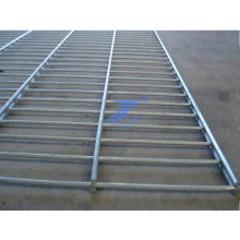 Municipal Double Wire Fence