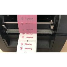 Atacado Compatível com transferência de calor cor vermelha fita de impressora de transferência térmica