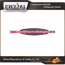 haut standard de sécurité de type sangle pour corde de sécurité antichute harnais