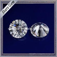 Bonne qualité Diamant de couleur EF Moissanite