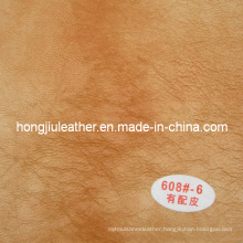 Thick Sipi PVC Furniture Leather