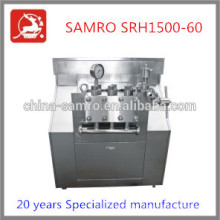 Homogénéisateur d'apv SRH série SRH1500-60 meilleures vente