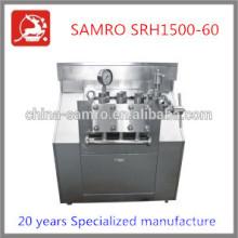 Homogénéisateur de niro SRH série SRH1500-60 meilleures vente